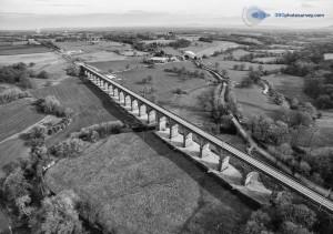 Jodrel Bank Holmes Chapel Viaduct 2016